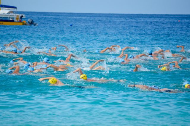 2016 swim barbados