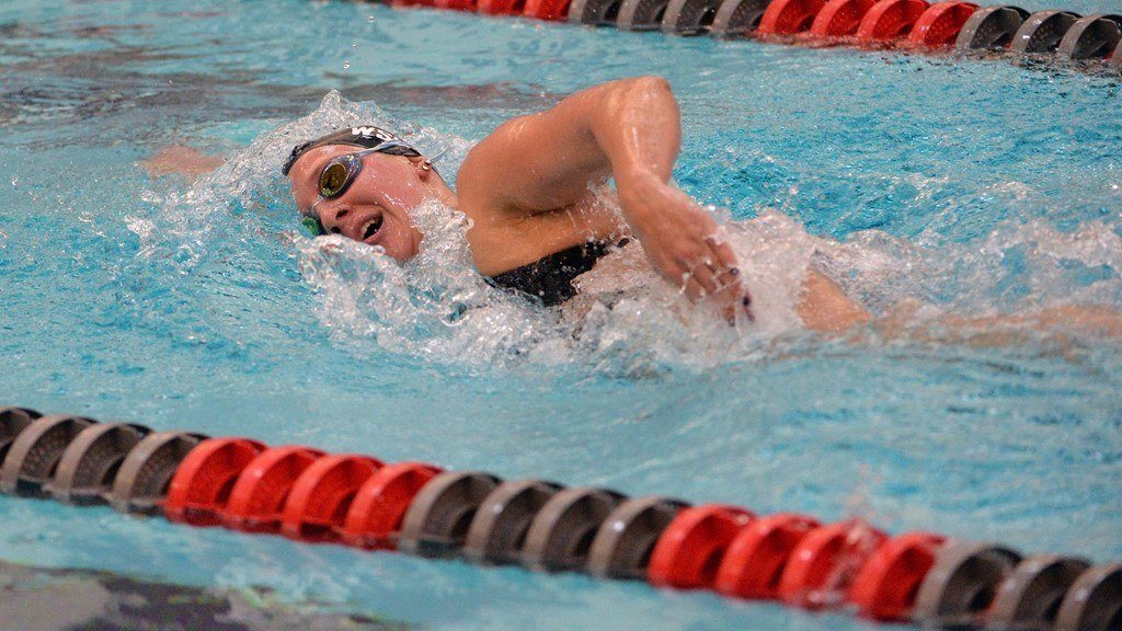 Washington State's Fountaine Splits 49.9 100 Free In Win Over Idaho
