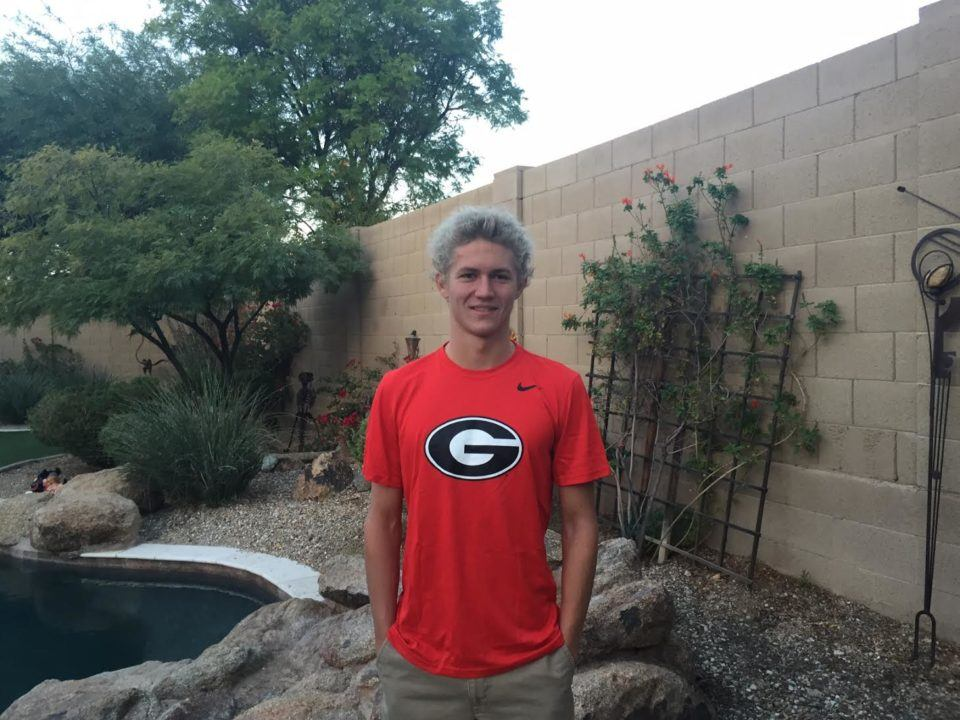 National Junior Teamer Aaron Apel Verbally Commits to Georgia