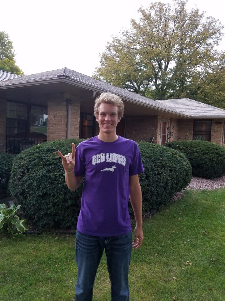 Two-Sport Nebraska State Champ Cameron Carney Gives Verbal to GCU