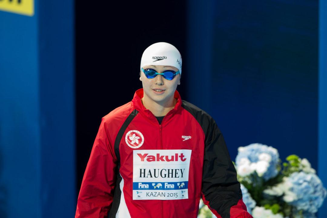 Siobhan Haughey Nabs New Hong Kong Record In 200 IM