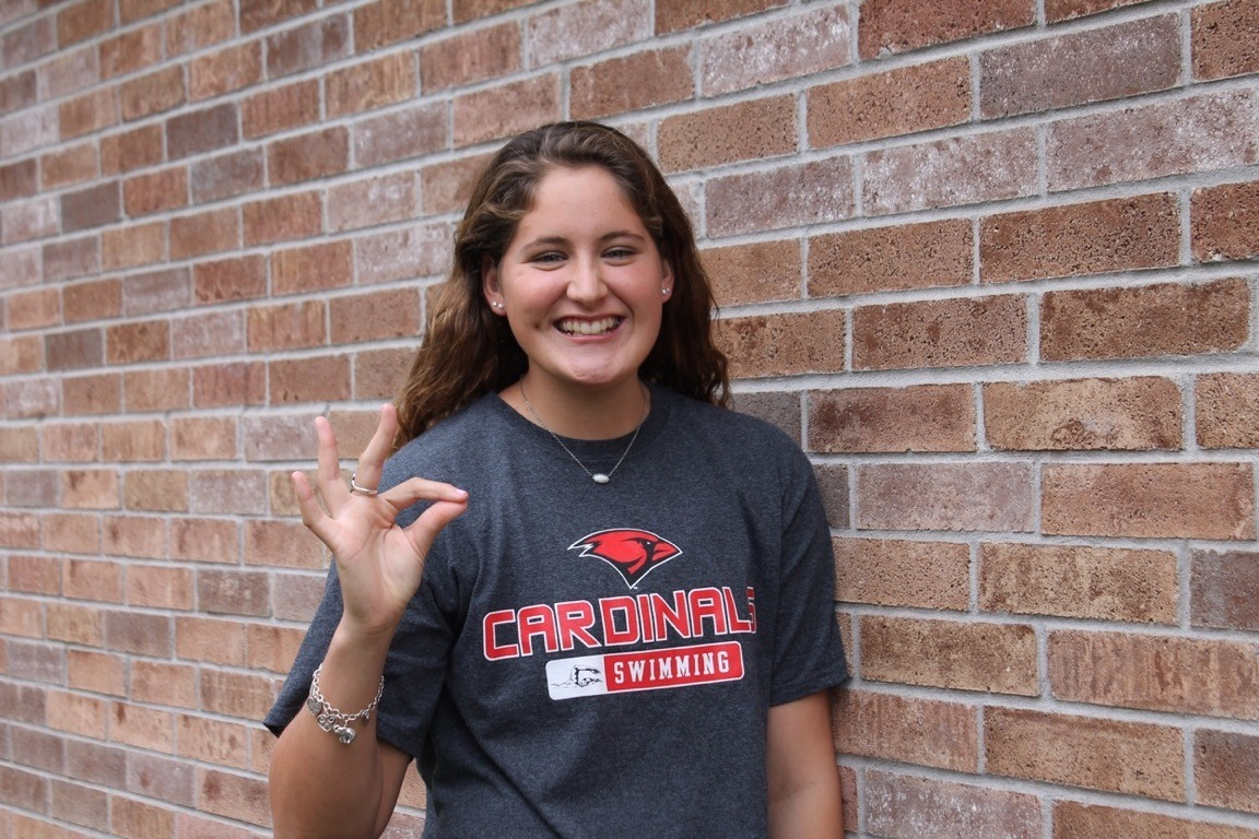 Hannah rowley announces commitment to university of the - Trinity college swimming pool timetable ...