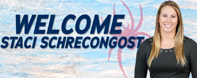 Staci Schrecongost Joins Spider's Staff