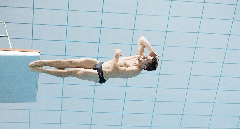 Texas Men Qualify Two Divers At Zone D's Day 1