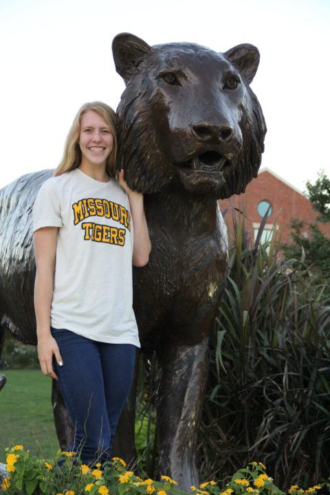 Mizzou Earns Verbal Commitment from 3-Sport Athlete, Sarah Thompson