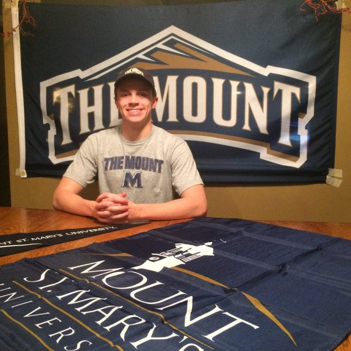 Ryan Carroll of Jersey Wahoos Gives Verbal to Mount St. Mary's