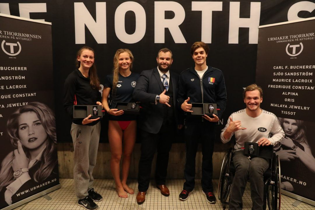 Norwegian Record from Susann Bjornsen Highlights North Sea Meet
