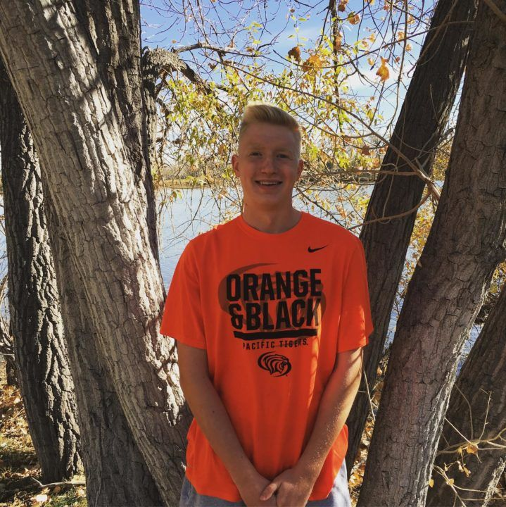 Austin Crump of Colorado Commits to Swim for University of the Pacific