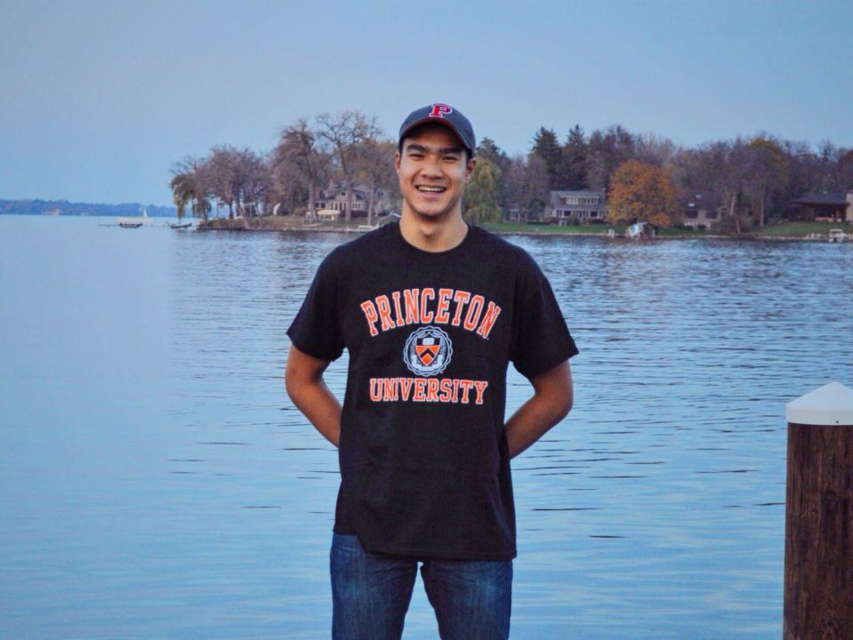 Minnesota AA Record-Holder Corey Lau Verbally Commits to Princeton
