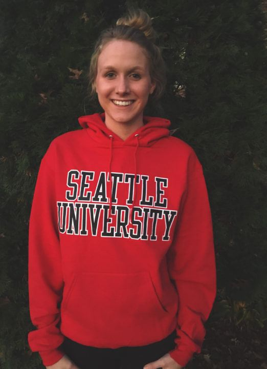 Minnesota Sprinter Kailey DeLozier Opts to Swim for Seattle University