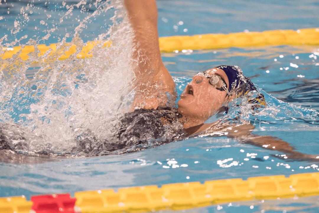 Campionato Italiano Open- Inizio Da Record Per Silvia Scalia