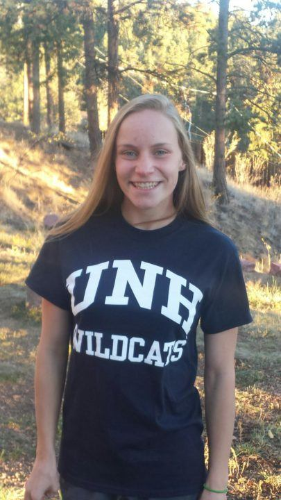 Colorado HS State Champion Emily Dolloff-Holt Gives Verbal to UNH