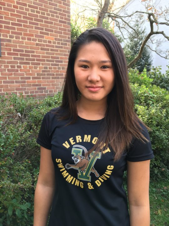 Diver Haley Tomlinson Verbally Commits to University of Vermont