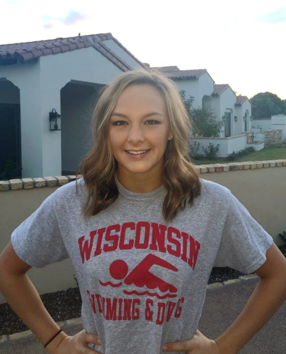 4x Arizona State Champ Savanna Carlson Verbally Commits to Wisconsin