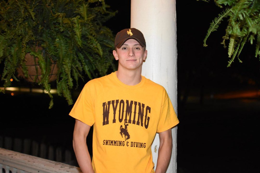 Brayden Love Commits to the University of Wyoming