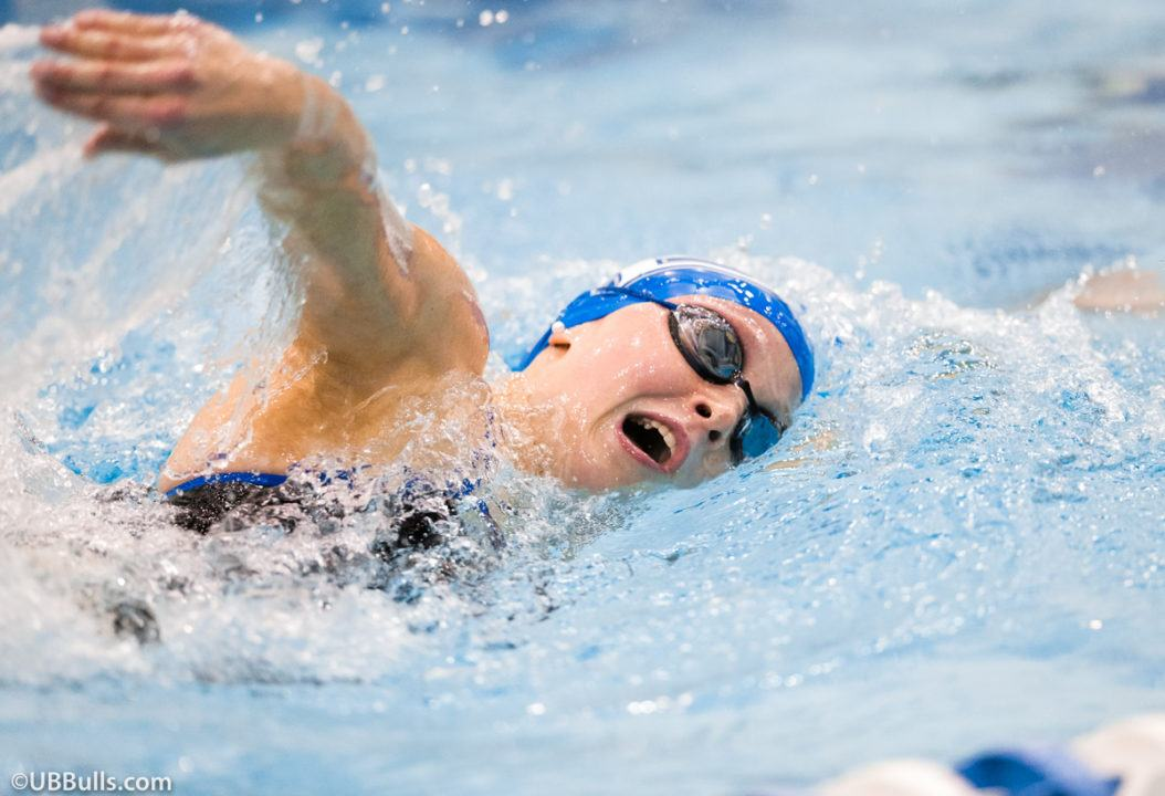 Buffalo Sweeps Bonaventure In Non-Conference Meet