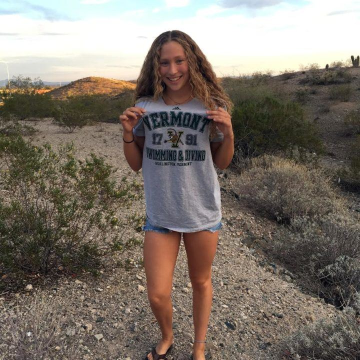 Madeleine Kovacs Verbally Commits to University of Vermont