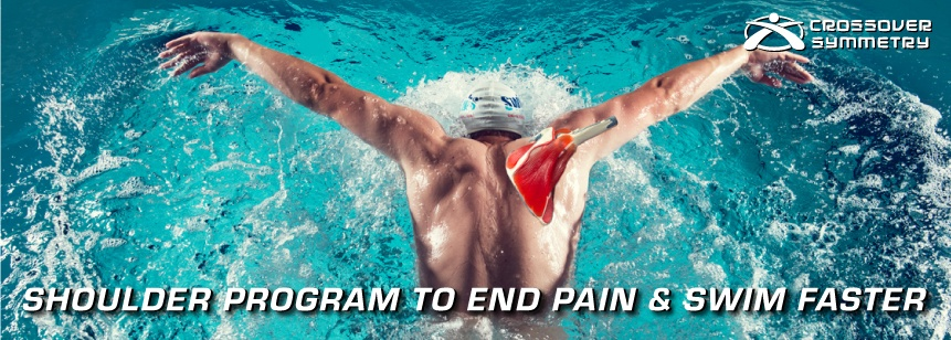 Shoulder Program to End Pain and Swim Faster