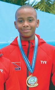 Zarek Wilson Records Two More National Records