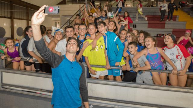 Jacob Pebley, Genoa Meet 2016, Courtesy Rafael Domeyko/RafaelDomeyko.com