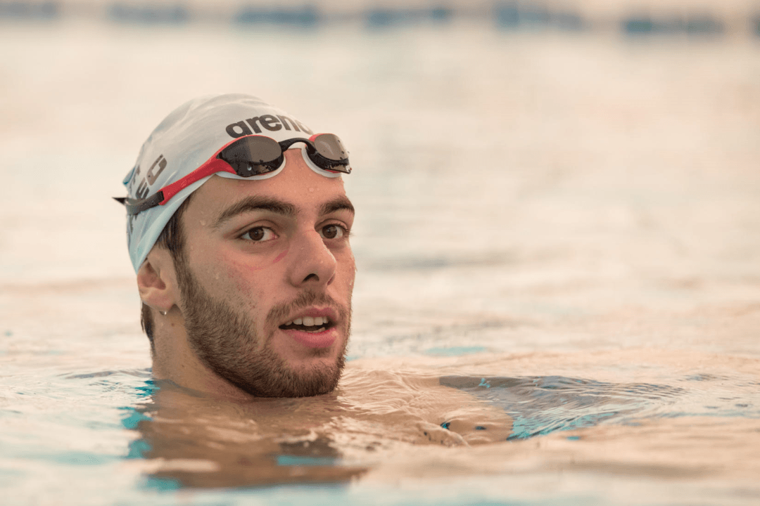 WATCH: Paltrinieri, van Rouwendaal Explain Open Water Warm-ups