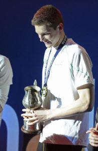 Duncan Scott's Silver Medal-Winning 200 Free Earns New Scottish NR