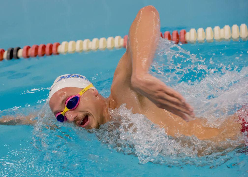 marist seton hall swim meet canceled due to illness