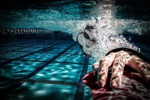 UGA Invite Day 3 Prelims, Weitzeil Rush Delivers 47.16 100 Free