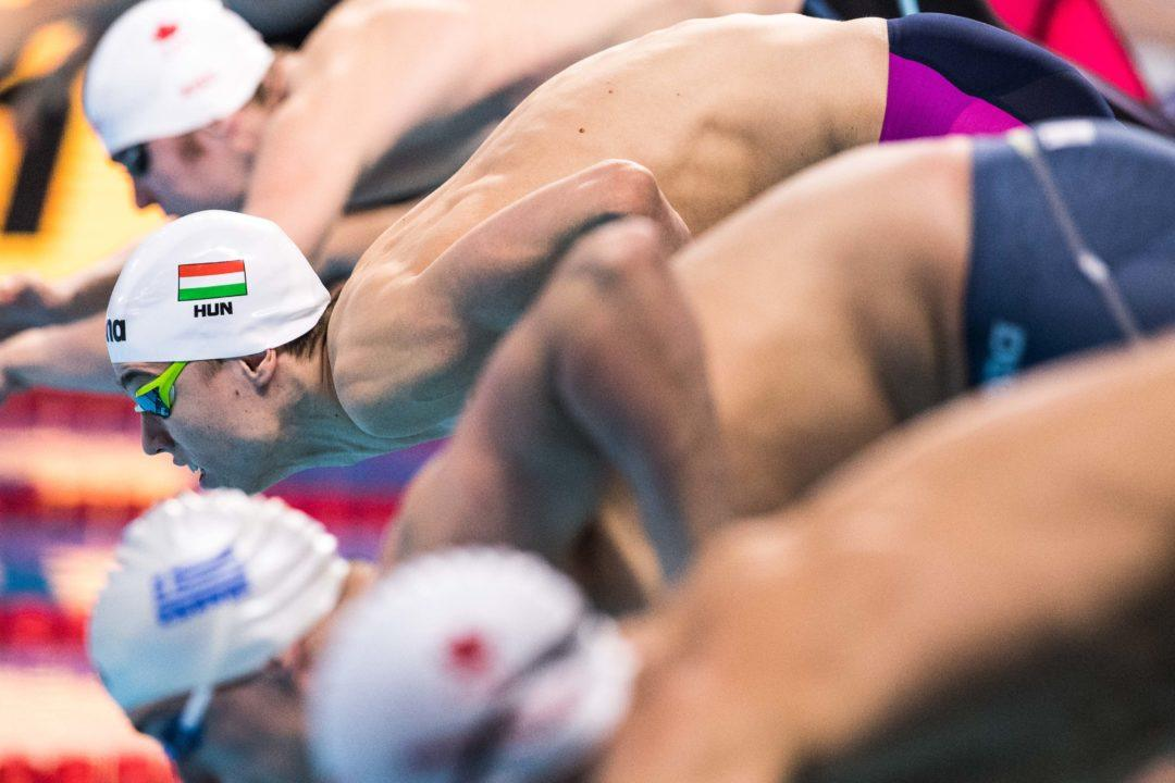 Telegdy Takes 200 Back On Penultimate Day Of HUN C'ships