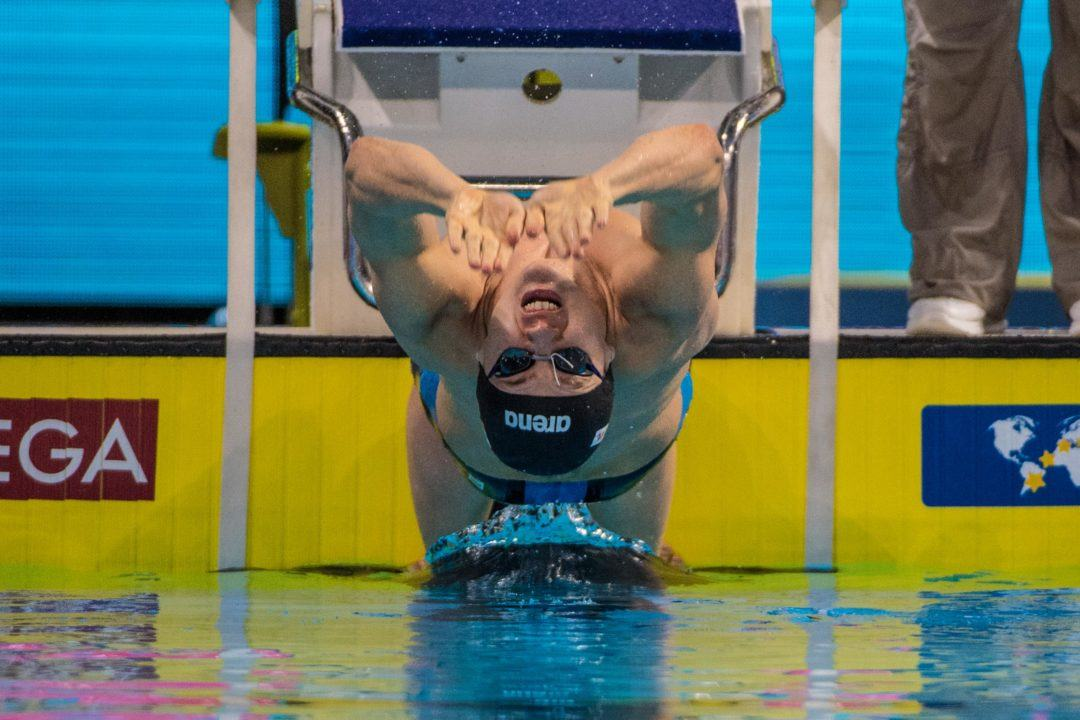 Kolesnikov Wins 100 Back, Shabasov, Kostin Hit SC World Times In Kazan