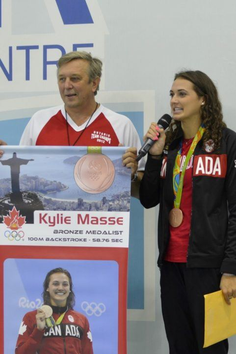 Why The World Came To Kylie Masse's Isolated Hometown of Windsor