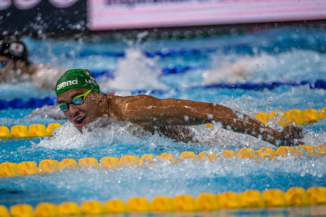 Le Clos Haunted By Olympic 200 Fly, Targets Budapest To Re-Claim Event