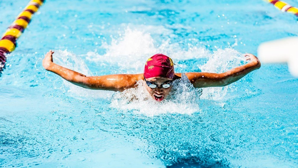 Arizona State Swims To Victory Over Northern Arizona