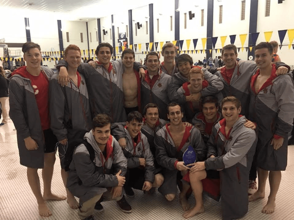Cornell Men Take First At Zippy Invitational