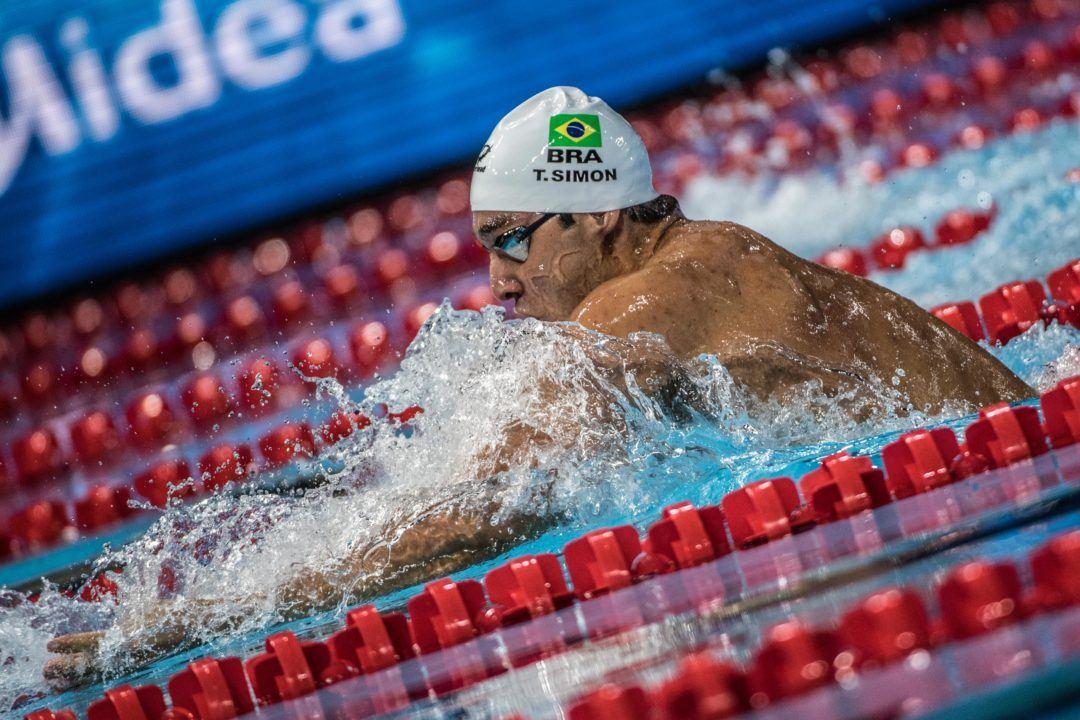Brazilian Olympian Felipe Franca Joins Unisanta, Wants World Record