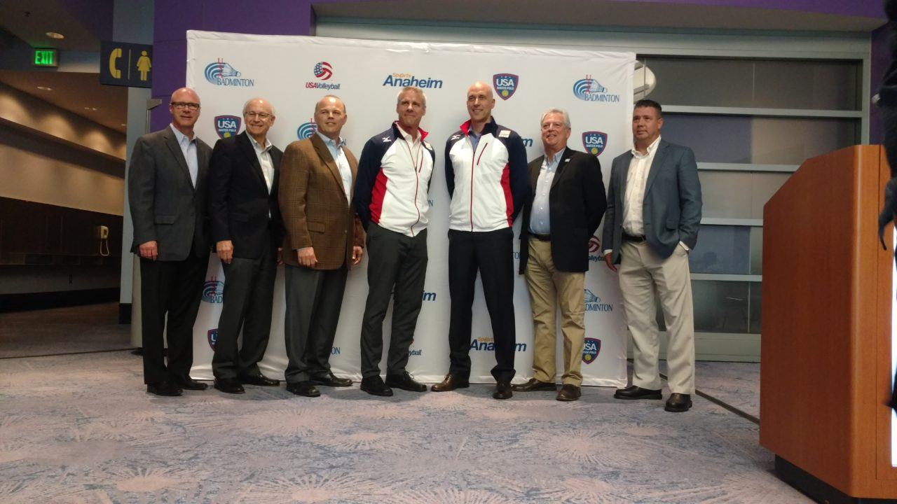 USA Water Polo Inks Four-Year Deal with Sports Anaheim