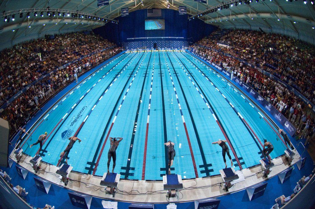 La FINA actualiza la lista de eventos clasificatorios al Mundial