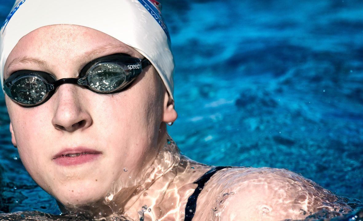 2016 Swammy Awards: Female Swimmer of the Year Katie Ledecky