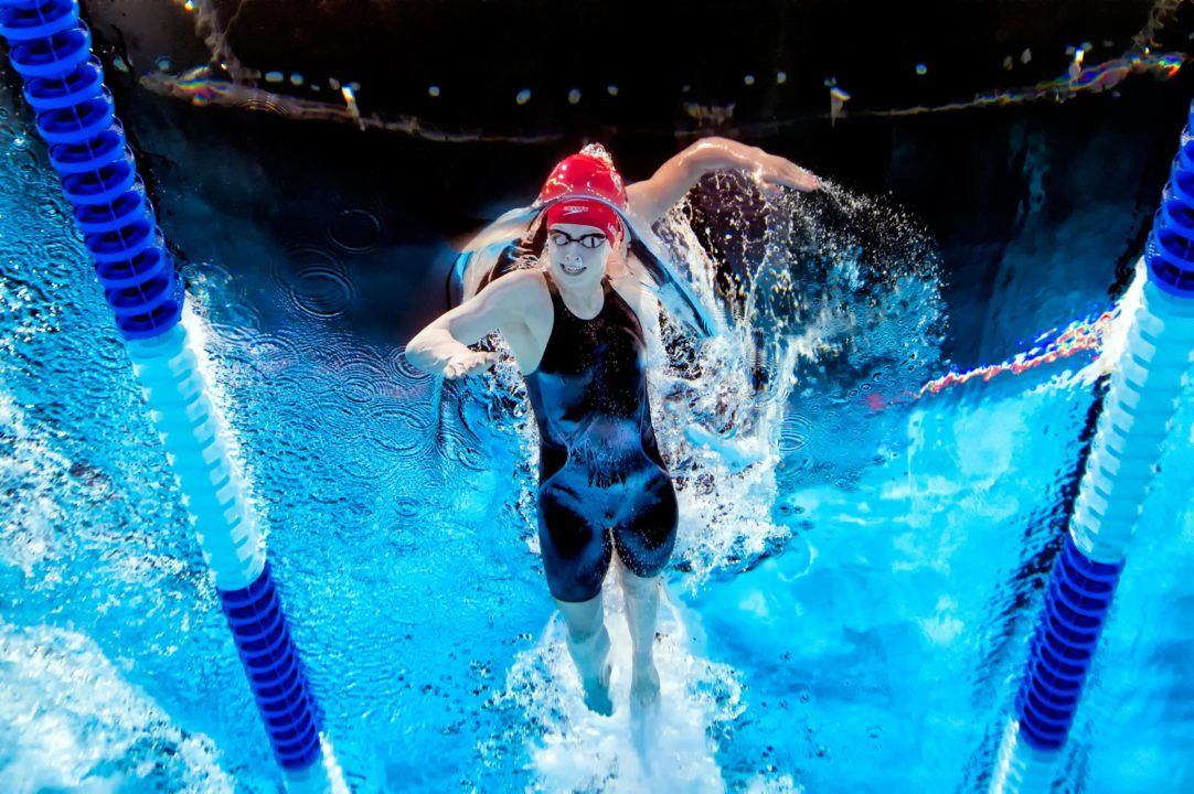 Ledecky Chooses 400 IM/200 Free Double Instead of 1650 Free at Pac-12s