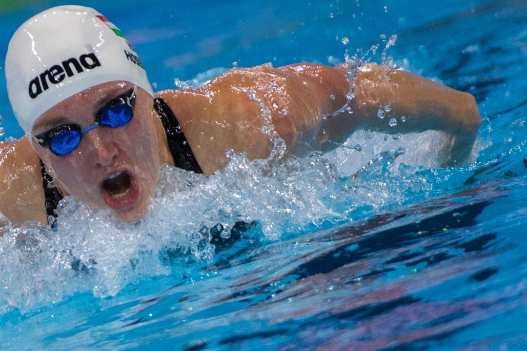 2016 SC Worlds: Hosszu Pushes Hungary to 6 Golds in Day 5 Medal Table