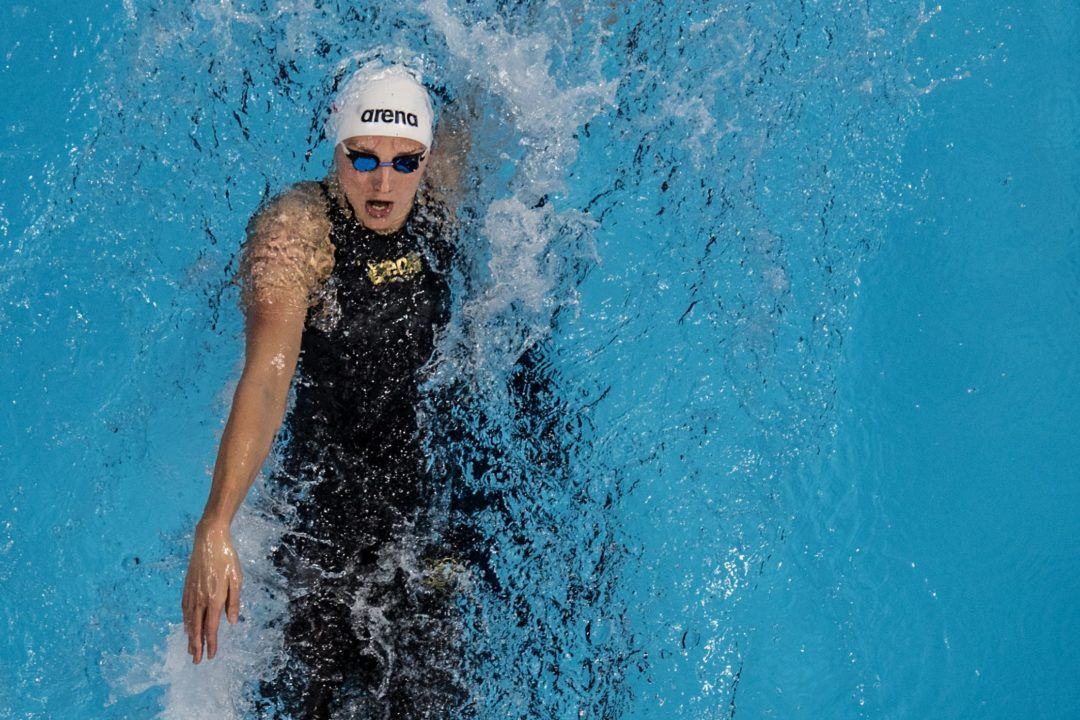 FINA Should Treat Hosszu As More Than Just Another Swimmer