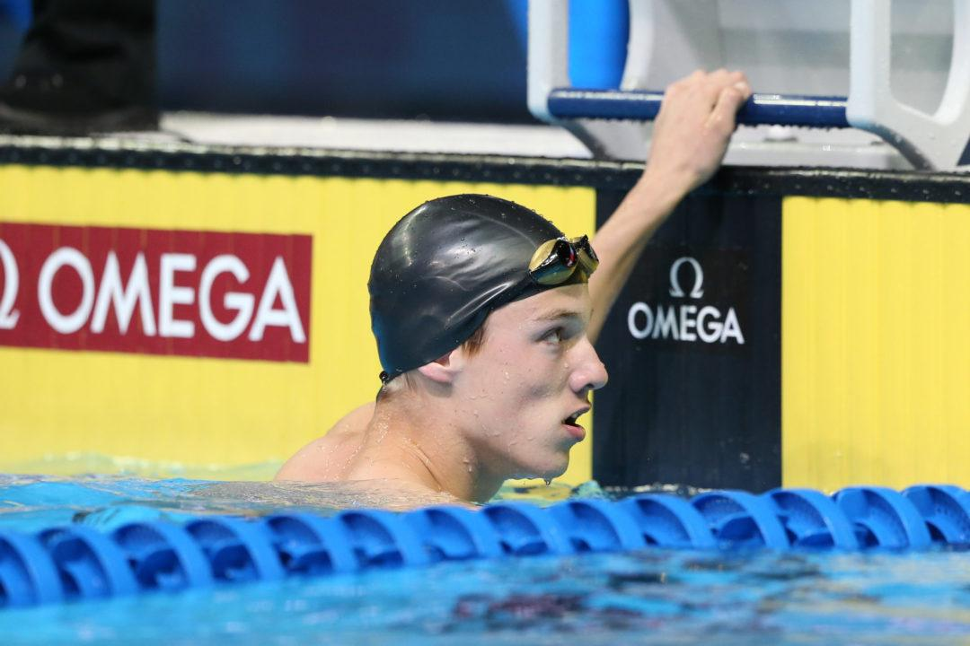 Both U.S. Relays Break 4×200 Free Relay Meet Records At Jr Pan Pacs