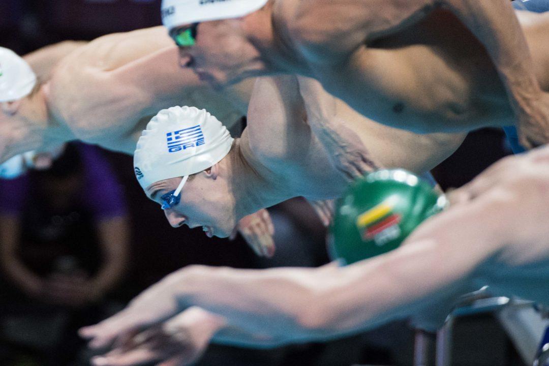 Greek Sprint Ace Gkolomeev Added To Aqua Centurions