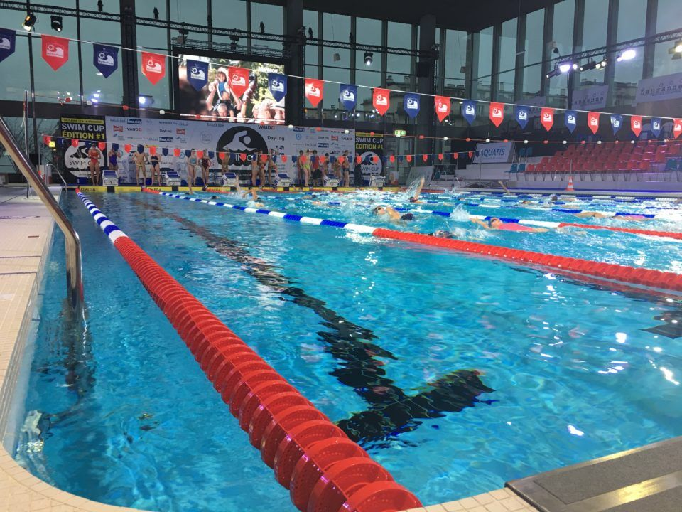 Hosszu with 4, Andrew with 1 victory at Swim Cup Lausanne, day 1