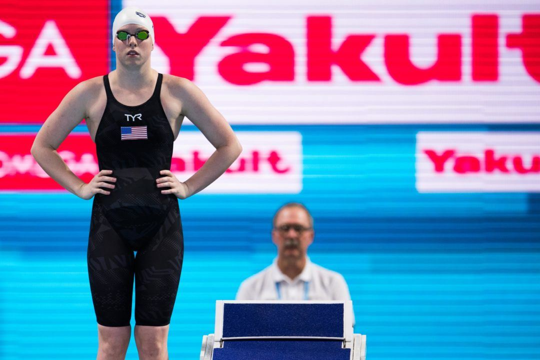 Lilly King Blasts #2, Kierra Smith #5 All-Time 200 Breast at B1Gs