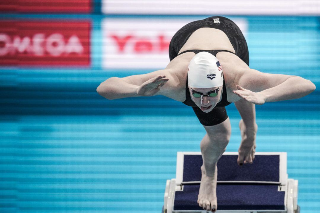 2017 U.S. Worlds Trials Preview: Race For 29s In Women's 50 Breast
