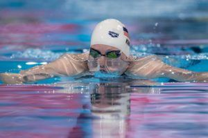 Lilly King Rips 56.17 Breaststroke Split, Fastest Ever Once Again