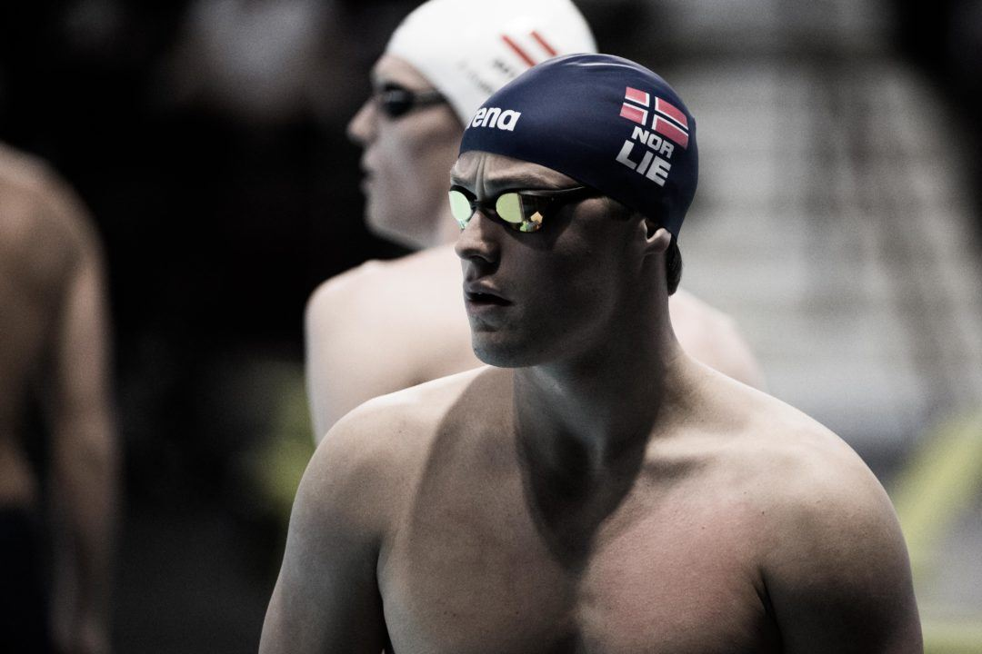 Markus Lie Takes 2 Golds, Christiansen Tops 1500 Podium At North Sea