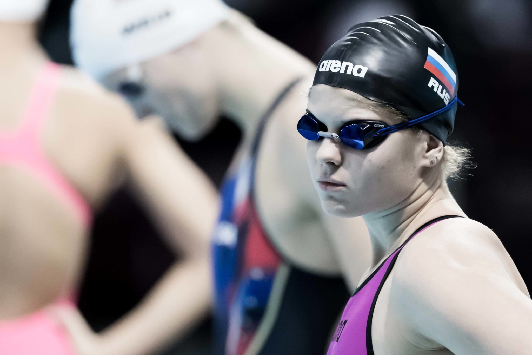 Maria Kameneva Breaks Russian 50 Free Record on Day 2 of ...