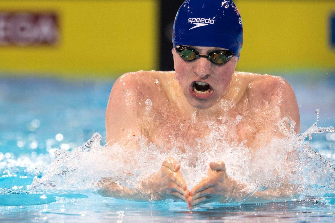 Max Litchfield Breaks British Record in 400 IM in Front of Home Crowd
